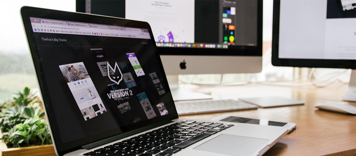 Vestova webdesign service